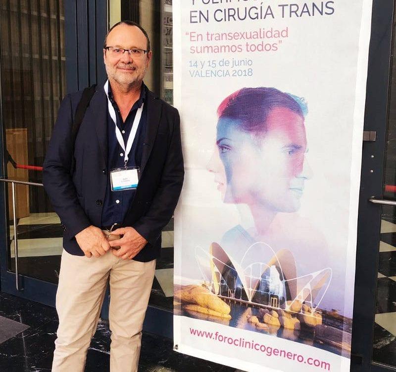 Mastectomia transexual Roberto Moltó