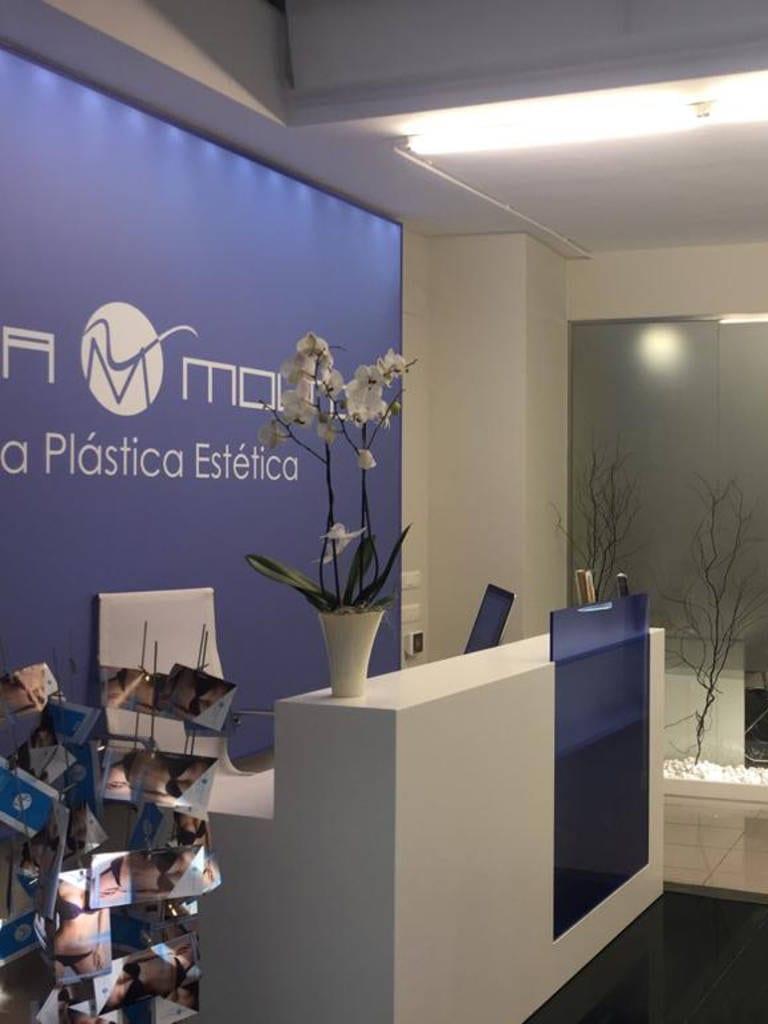 Clínica de cirugía estética de Gandia Dr.Moltó