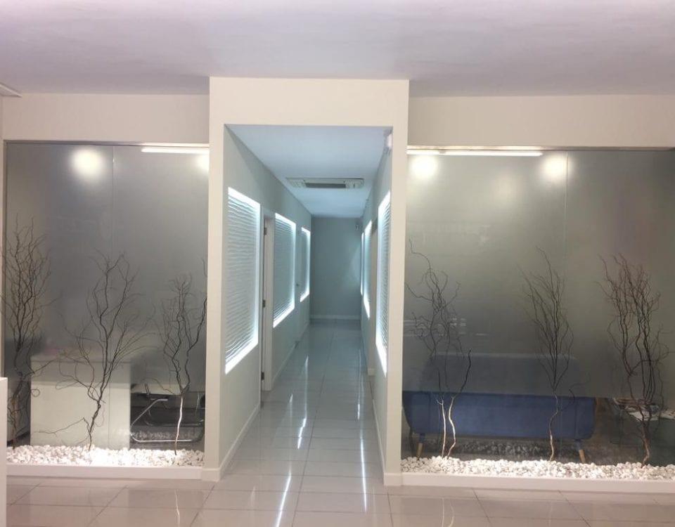 Instalaciones clínica Moltó en Gandia