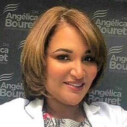 Dermatóloga y tricóloga Angelica Bouret