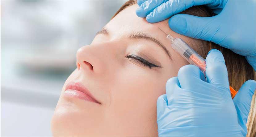 aplicación del botox. ¿Qué es el botox o toxina botulínica?