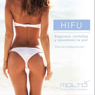Hifu corporal en Valencia y Gabdia Dr.Molto