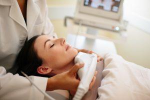 zonas de la piel recomendadas para el tratamiento de ultherapy