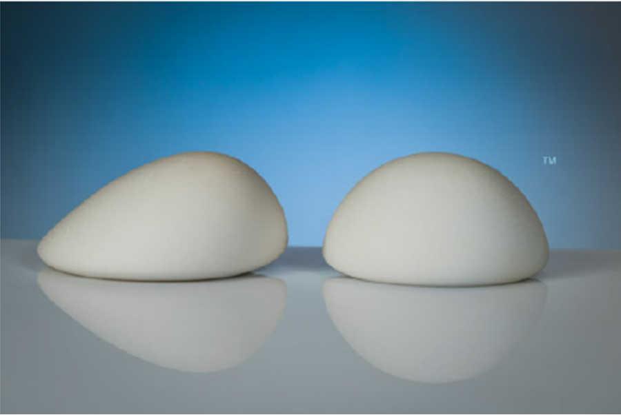 Son mejores las protesis mamarias redondas